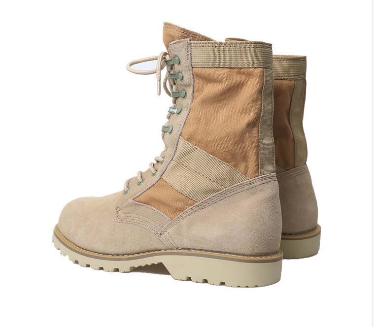 khaki verde Botas Militares Deserto Lace Exército Preto Anti skid Sapatos Vintage Estilo Unissex Preto 2019 Exército Casuais Homens Do up Trepadeiras Cáqui Dos Verde qXgw1Y