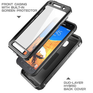 Image 2 - SUPCASE For Samsung Galaxy S7Active Case UB Pro Series Full Body Rugged Holster Shockproof Cover WITH Built in Screen Protector