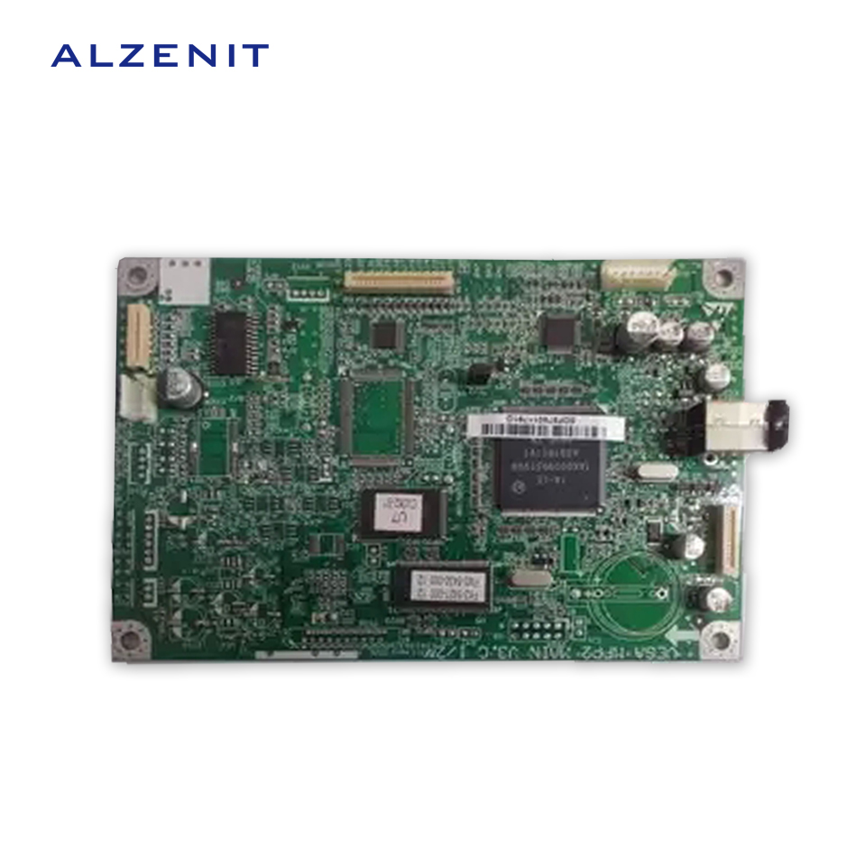 ALZENIT For Canon 4010 MF4010 Original Used Formatter Board Printer Parts On Sale brand new inkjet printer spare parts konica 512 head board carriage board for sale