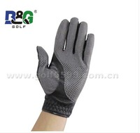 OEM Colorful sheep skin Golf Glove with free shipping