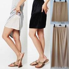 Летнее сексуальное женское нижнее белье, повседневные женские нижние юбки, базовая мини-юбка, нижнее белье, свободные короткие слипы, нижние юбки