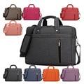 Big Size Nylon Computer Laptop Bag Notebook Tablet  Bags Messenger Shoulder Unisex Men Women Briefcase Bag 13/ 14/ 15/ 17 Inch
