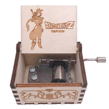 Dragon Ball Music Box Hand Crank Musical Box Carved Wood Musical Gifts,Play Dragon Ball Z-Tapion Theme все цены