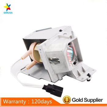 Original bare projector lamp bulb SP.8VH01GC01 VIP190/0.8 E20.8  for OPTOMA HD141X/EH200ST/GT1080/HD26/DH1009