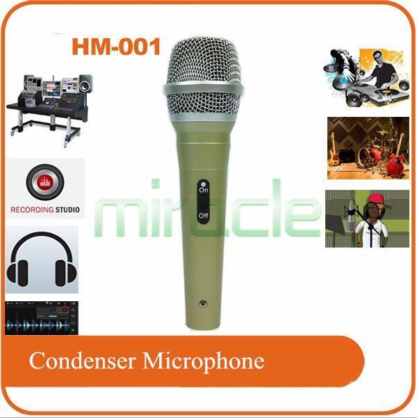Transhine HM-001 беспроводной Микрофон игровые автоматы микрофон пение микрофон компьютера микрофон CE сертификации ROHS окружающей среды