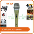 Transhine HM-001 wireless Microphone game machines microphone singing mic computer mic CE certification ROHS environmental