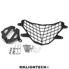 MKLIGHTECH For BMW G310GS G310 GS 2017-2019 Motorcycle Modification Headlight Grille Guard Cover Protector mklightech for bmw r1200gs r1200 gs r 1200gs 2014 2018 motorcycle modification headlight grille guard cover protector