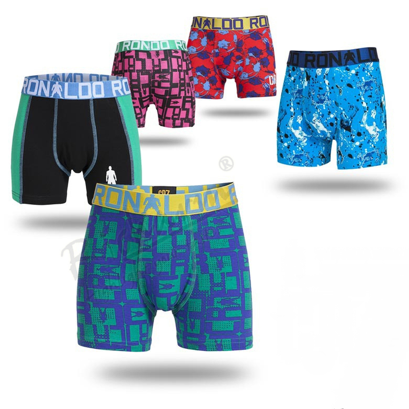 Two Birds Baby Mens Underwear Soft Polyester Boxer Brief for Men Adult Teen Children Kids S