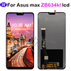 For ASUS Zenfone Max plus(M2) ZB634KL LCD Display touch screen digitizer Assembly 6.26 for ASUS MAX Shot ZB634KL lcd
