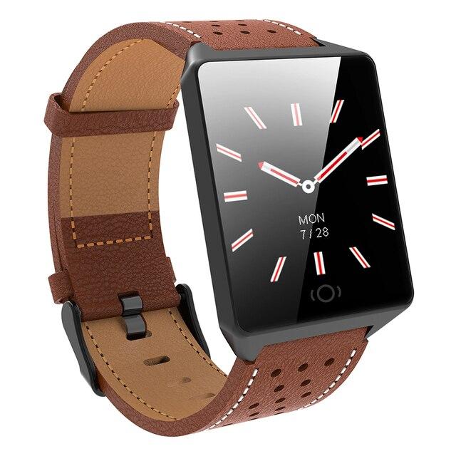 Delle Donne Di Sport Intelligente Orologio Signore Smartwatch Messaggio Del Tele