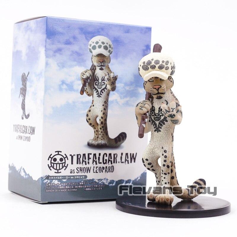 Anime One Piece Trafalgar Law as Snow Leopard Figuarts ZERO Artist Special PVC Figure Collectible Model ToyAnime One Piece Trafalgar Law as Snow Leopard Figuarts ZERO Artist Special PVC Figure Collectible Model Toy