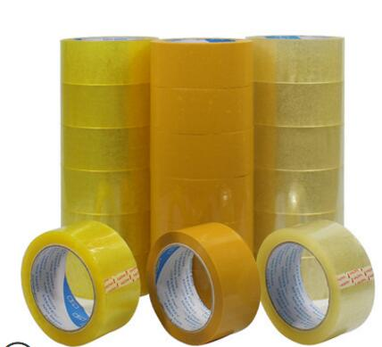 Scotch tape sealing box tape width 4.5/5.5cm packing tape express packing tape