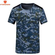 2018 m. Kamufliažo marškinėliai su trumpais rankovėmis marškinėliai treniruotės drabužiai kamufliažas greitai džiūstantys kvėpuojantys didelių dydžių marškinėliai 8XL