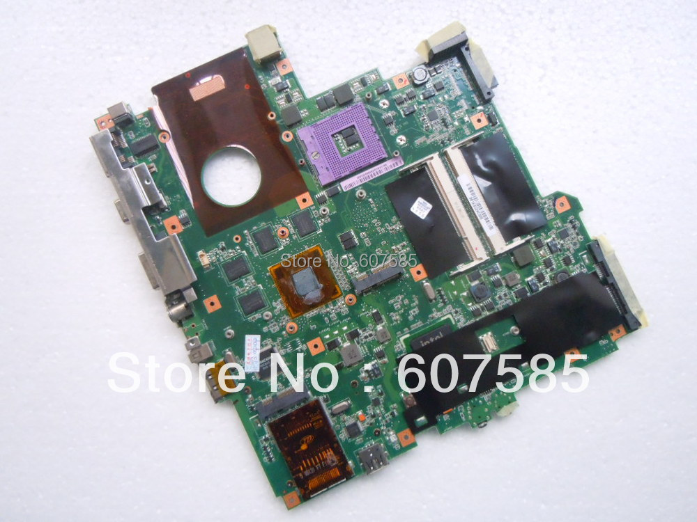 For ASUS F3SA REV:2.0 Laptop Motherboard Mainboard system board 35 days warranty 100% tested