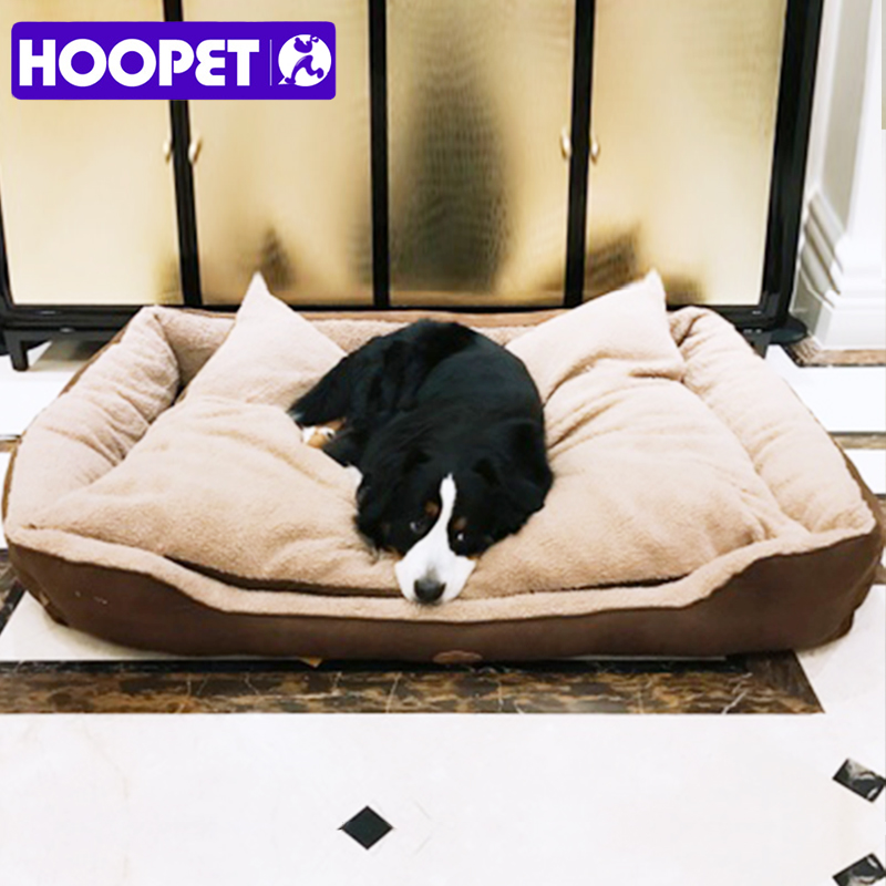 HOOPET Hot Dog Animal Bed Pet Large Home Sleeping Nest House For Large Dogs Good Quality