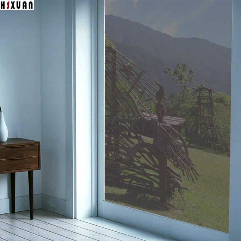 Miroir Fenêtre Films 70x100 Cm Argent Teinte Transparent Solaire
