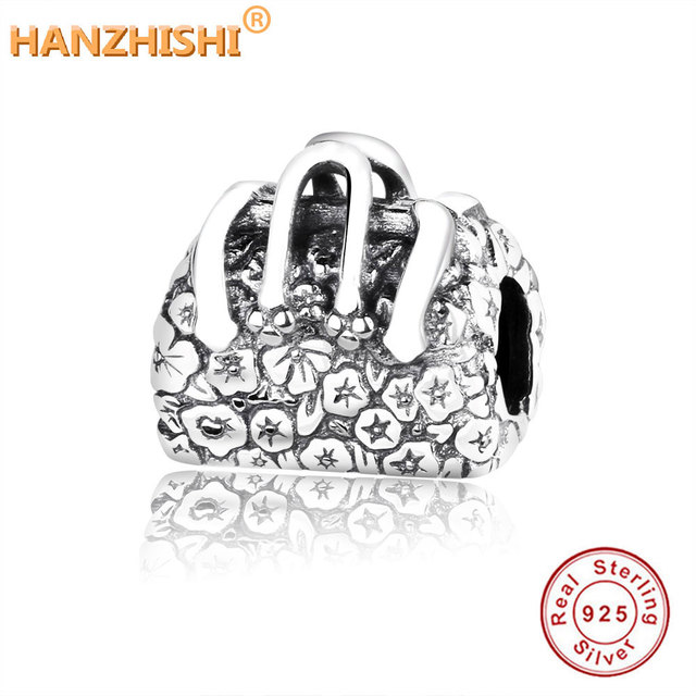 56a271e54 2019 New Authentic 925 Sterling Silver Mary Poppins Bag Charm Fit original pandora  Charms Bracelet Bead