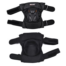 Draagbare Sport Motorfiets Off-Road Racing Knee Guard Brace Pad Bescherm Gear ~ Hot(China)