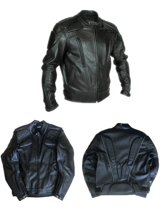 Black Motorbike Jacket