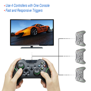 Image 4 - 2.4G Wireless Controller Gamepad For Xbox One Console Controle For PC win 7/8/10 For PS3 Console For Android/phone /TV Joystick