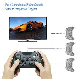 Image 4 - 2.4G وحدة تحكم لاسلكية غمبد ل Xbox One وحدة التحكم ل PC win 7/8/10 ل PS3 وحدة التحكم ل أندرويد/الهاتف/التلفزيون المقود