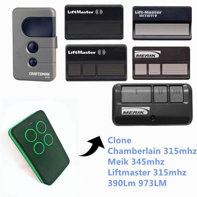 Online Shop 315mhz Chamberlain Craftsman 139 53753 Liftmaster Merik