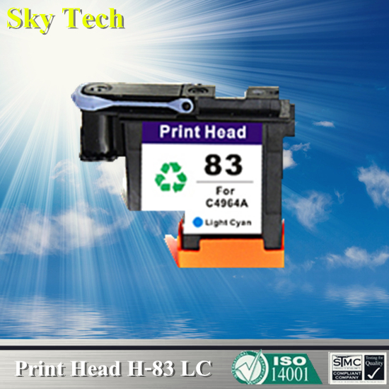 1 LC Ink cartridge Head For HP 83 Printhead , C4964A Remanufactured head For Hp DesignJet 5000 / Hp DesignJet 5500 система хранения для белья homsu homsu mp002xu0dvdh