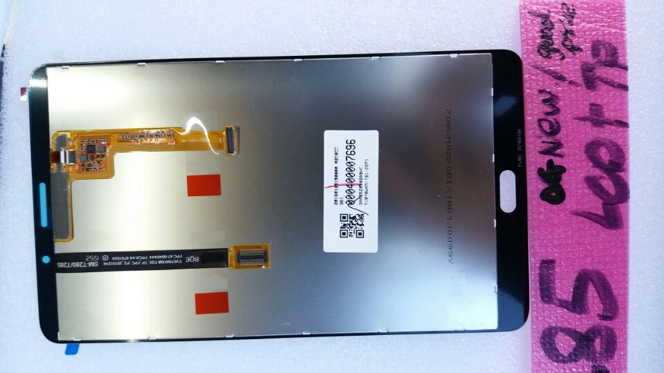 ФОТО New For Samsung Galaxy Tab A 7.0 T285 LCD Display+Touch Screen Digitizer Assembly Replacement Parts+Tools