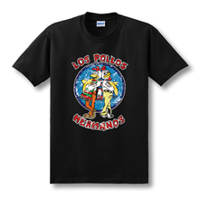 LOS POLLOS HERMANOS BREAKING BAD AWESOME T-SHIRT SUPER COOL & FUNNY TEE SOFT U.S & EU PERSONALIZED YOUR TEE BOY'S CASUAL TSHIRTS