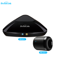 BroadLink Smart Home Wifi Remote Control Appliances Learning Remote RM Pro Black Beans