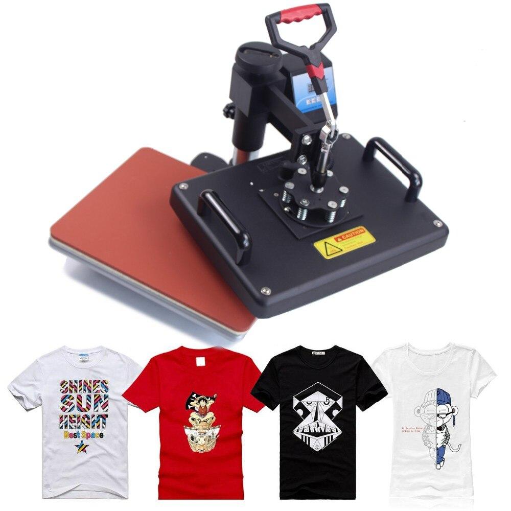 Многофункциональная комбинированная машина для сублимации тепла для кружки для футболок кепок печать рисунка 7 в 1 110 В/220 В напряжение