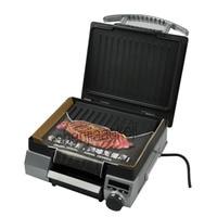 1650 в 220 Вт 1 шт. Коммерческая барбекю машина Professional стейк машина бытовая жареная железная пластина барбекю мясо машина