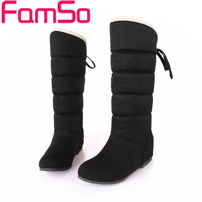 Plus Size34 43 2015 New Sexy font b Women b font Boots black Spring Autumn Motorcycle