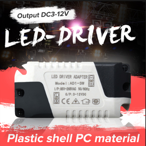 AC85-265V LED Driver Adapter P