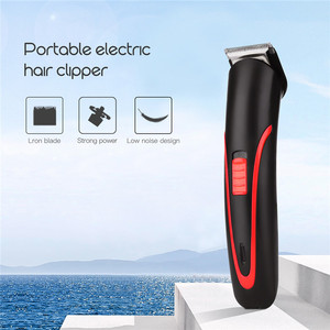 Portable Rechargeable Hair Cli