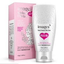 IMAGES Whitening Fragrance Body Lotion Skin Care Cover Goose Bumps Por