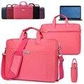 Waterproof Ladies Laptop Shoulder Bag Travel Carrying Case Briefcase Messenger for Dell 13.3'' 15.6'' XPS 13 15 Series Ultrabook