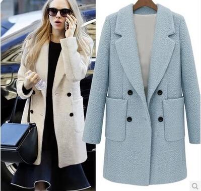купить длинное теплое зимнее пальто