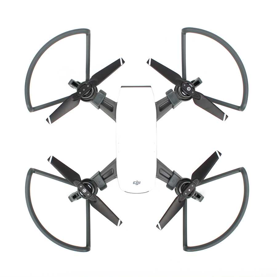 Sunnylife 4 PCS Anti-collision Miscellaneous Ring 280 Potring Blade Storage 4730F Protection for DJI Spark Drone Accessories