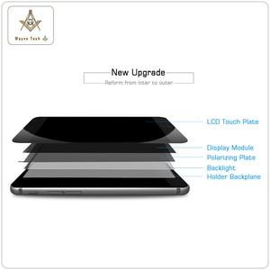 Image 3 - משלוח חינם AAA איכות 100% טוב עבודה LCD מסך מגע זכוכית Digitizer עבור iPhone 6 S בתוספת עם ערכת כלים
