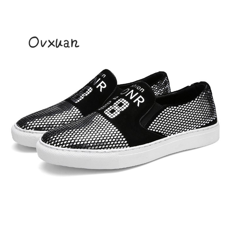 British Style Leather Plain Men Casual Shoes Fashion Party and Street Dress Shoes Young Man Popular Smoking Loafers luxury pointed toe rivet casual shoes england designer party and banquet men loafers fashion young man walking street shoes