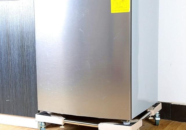 Kühlschrank Halterung : Edelstahl trommel waschmaschine rahmen halterung einstellbare