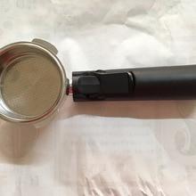Диаметр 60 мм 15 бар эспрессо кофеварка запчасти держатель фильтра для эспрессо кофе маркер тип с фильтром