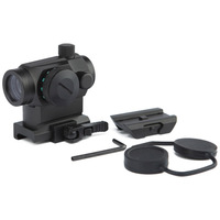 WIPSON High Quality M1QD Fast Fit Hunting Scope Tactical Holographic Reflex Red Green Dot Sight Scope For Airsoft With Rail