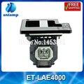 Substituição projetor lâmpada com habitação ET-LAE4000 para PT-AE400 PT-AE4000