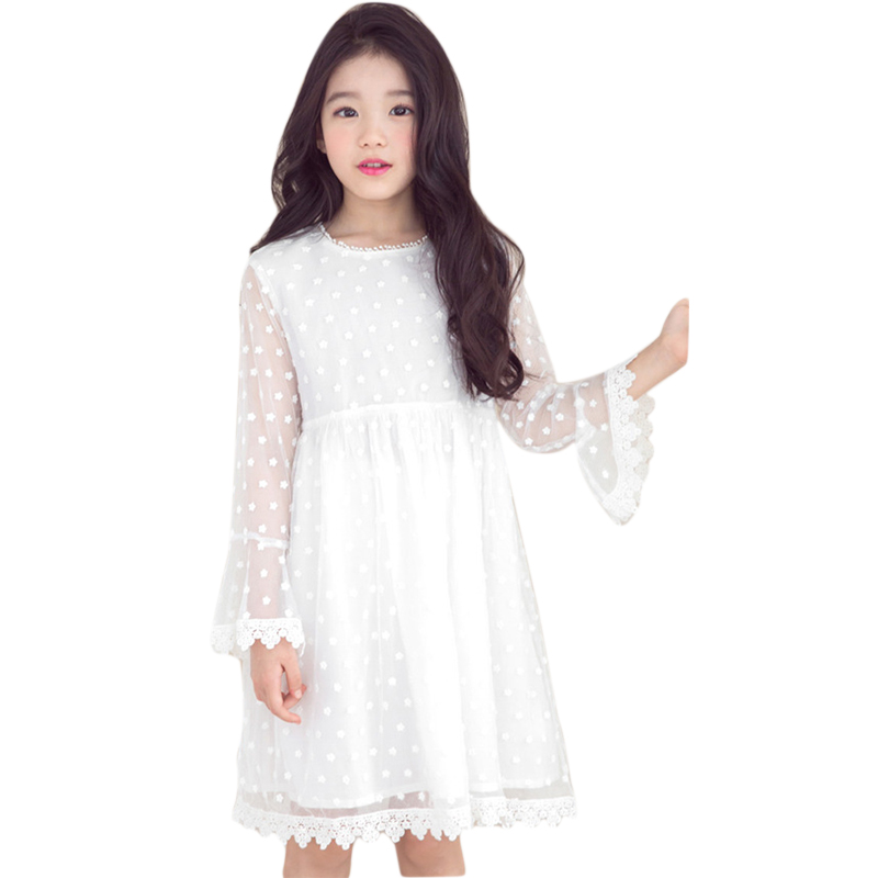 Lace Flower Girl Dresses Teen 10 11 12 13 14 8 5 Years Girl Princess ...