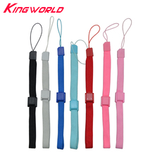 High quality 100pcs Adjustable Hand Wrist Strap for PS3 Move Motion Navigation Controller for /Phone / Wii /PSV/3DS/NEW 3DSLL