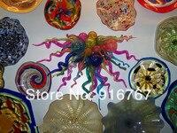 LRW070 Exotic Artistic Wall Lamp 100% Handmade Murano Glass|wall lamp|wall lamps glasslamp wall -