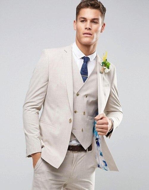 Vestito Uomo Matrimonio Lino : Abiti cerimonia uomo in lino u modelli alla moda di abiti