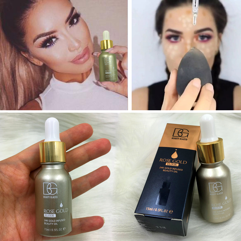 Nowy podkład do makijażu zmniejszyć pory łatwy do wchłonięcia podkład olej naturalny nawilżacz odżywczy baza makijaż baza do twarzy Serum 1